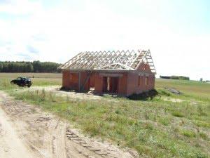 dach dom jednorodzinny